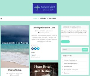 EcoAngle Web Design - nat scott website