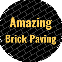 Amazing Brick Paving logo project