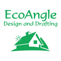 EcoAngle Design and Drafting logo projects