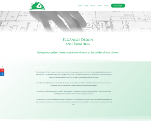 ecoangle website project