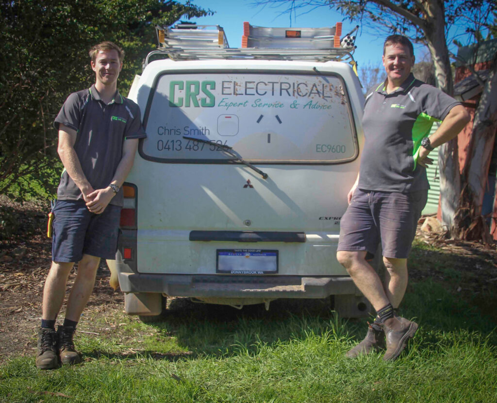 CRS Electrical Van