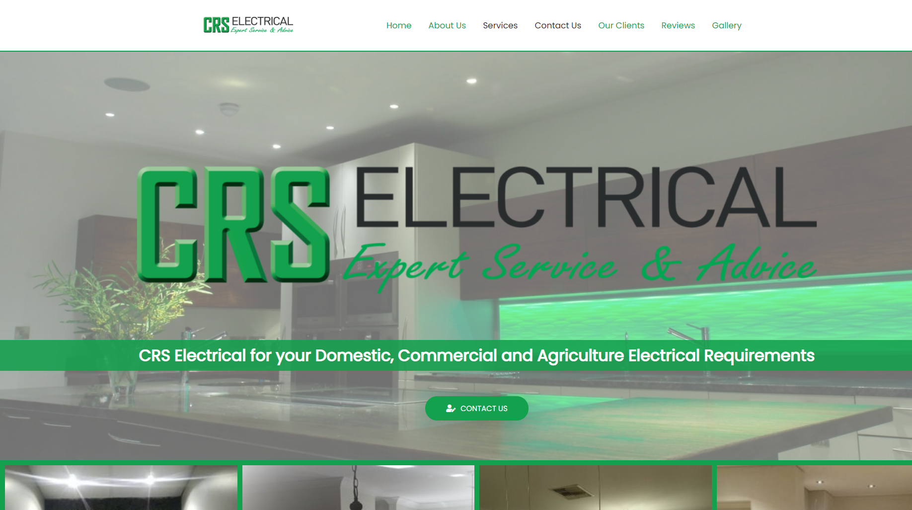 crs electrical post website